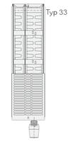 Kermi Typ33