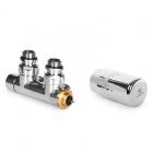 Zestaw V -  zintegrowany termostatyczny 50 mm
